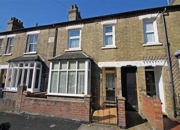 Thumbnail 2 bed terraced house for sale in Bower Street, Bedford