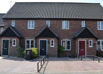 Thumbnail 2 bed terraced house for sale in Victory Avenue, Bradwell, Great Yarmouth