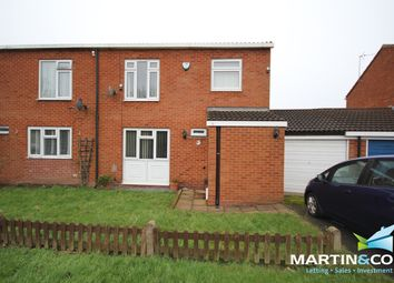 Thumbnail 4 bed semi-detached house to rent in Beckfield Close, Druids Heath
