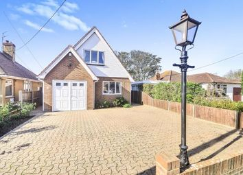 Thumbnail 3 bed detached house for sale in Meehan Road, Greatstone, New Romney, Kent