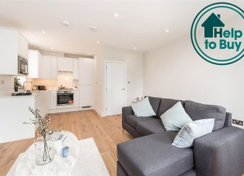 Thumbnail 1 bedroom flat for sale in Shoot-Up Hill, London