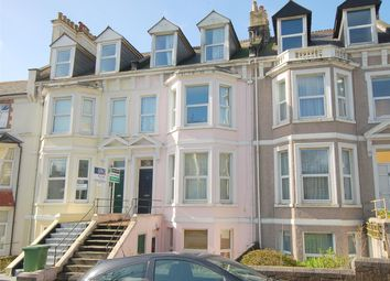 Thumbnail 1 bedroom flat for sale in Valletort Road, Stoke, Plymouth