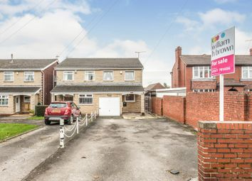 Thumbnail 3 bed semi-detached house for sale in Stockingate, South Kirkby, Pontefract