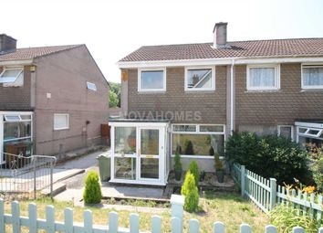 Thumbnail 2 bed semi-detached house for sale in Lotherton Close, Plympton