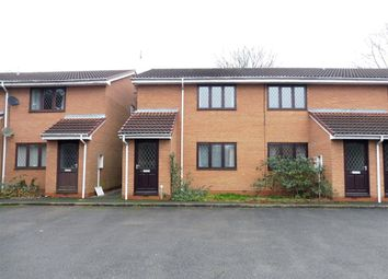 Thumbnail 2 bed maisonette to rent in All Saints Croft, Burton-On-Trent