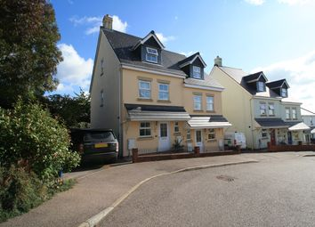 3 bed semi-detached house for sale in Jackson Meadow, Lympstone, Exmouth EX8