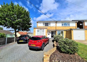Thumbnail 3 bed property for sale in Eastwood Rise, Eastwood, Leigh-On-Sea