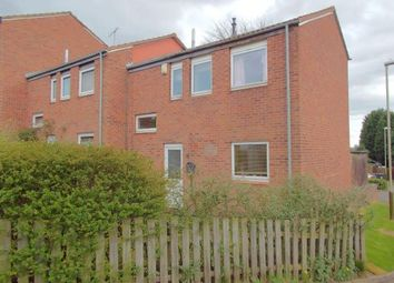Thumbnail 3 bedroom end terrace house for sale in Mossgate, Leicester