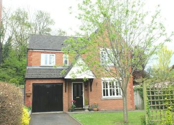 Thumbnail 4 bed detached house for sale in Challenger Close, Ledbury