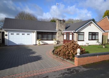 Thumbnail 2 bed detached bungalow for sale in Leys Drive, Westlands, Newcastle