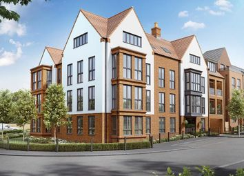 "Thumbnail 2 bed flat for sale in ""Ash House"" at Biscoe Way, Wokingham"