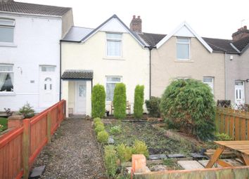Thumbnail 2 bed terraced house to rent in Front Row, Eldon, Bishop Auckland