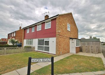 Thumbnail 3 bed semi-detached house for sale in Catherine Drive, Sunbury-On-Thames