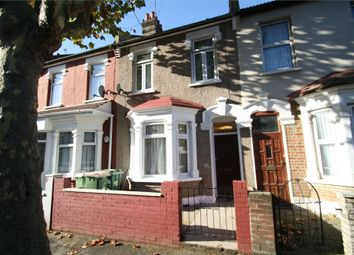 Thumbnail 4 bedroom terraced house to rent in Norfolk Road, East Ham, London