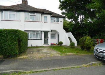 Thumbnail 1 bed maisonette to rent in Wiltshire Avenue, Farnham Royal, Slough