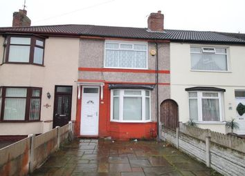2 bed terraced house for sale in Tilston Road, Walton, Liverpool L9