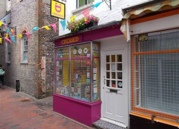 Thumbnail Retail premises to let in Meeting House Lane, Brighton