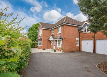 Thumbnail 5 bed detached house for sale in Jefferies Road, Stone, Aylesbury