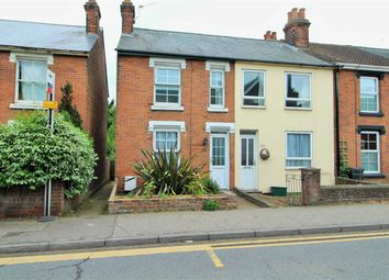 Thumbnail 2 bed end terrace house for sale in Bergholt Road, Colchester