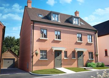 Thumbnail 3 bed semi-detached house for sale in Plot 21, The Jam Factory, Easterton, Devizes