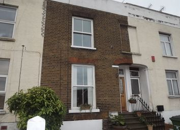 Thumbnail 3 bed terraced house for sale in Conduit Road, Woolwich