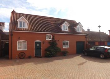 Thumbnail 3 bed detached house for sale in Somersby Court, Louth, Lincolnshire
