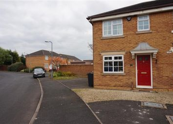 Thumbnail 2 bedroom end terrace house for sale in Sambourne Drive, Shard End, Birmingham