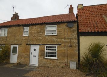 Thumbnail 3 bed cottage to rent in Horsegate, Deeping St James, Peterborough, Lincolnshire