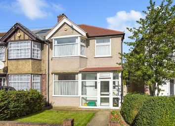 Thumbnail 3 bed end terrace house for sale in Greenway, Chislehurst