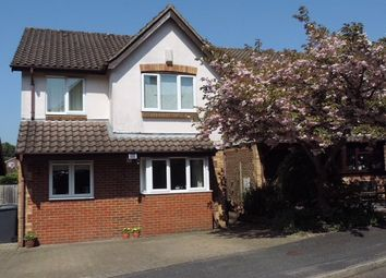 Thumbnail 3 bed detached house for sale in Meadow Rise, North Waltham, Basingstoke