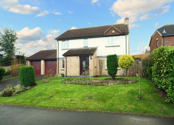 Thumbnail 4 bed detached house for sale in Wordsworth Way, Priorslee, Telford, Shropshire.