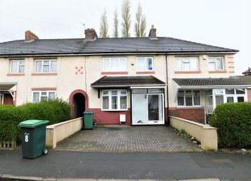 Thumbnail 3 bed terraced house to rent in Mushroom Hall Road, Oldbury