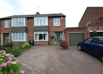 Thumbnail 3 bed semi-detached house for sale in Ryton Hall Drive, Ryton
