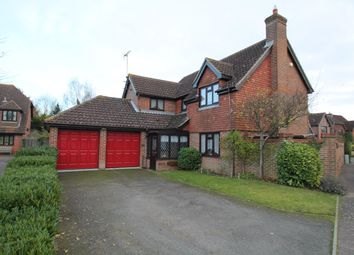Thumbnail 4 bed detached house for sale in The Whinneys, Kesgrave, Ipswich