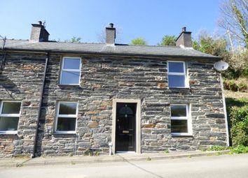 Thumbnail 3 bed end terrace house for sale in Glanllyn, Penrhyndeudraeth, Porthmadog, Gwynedd