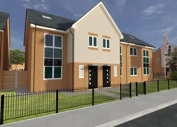 Thumbnail 3 bed town house for sale in Church Street, Westhoughton, Bolton
