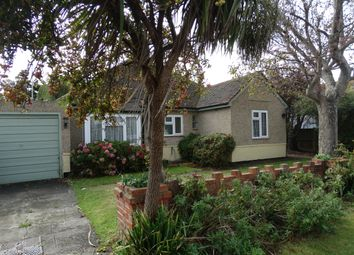 Thumbnail 3 bed bungalow to rent in Minton Road, Felpham, Bognor Regis