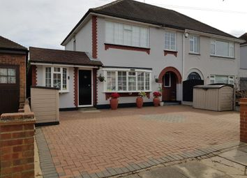 Thumbnail 6 bed semi-detached house for sale in Ulster Avenue, Shoeburyness, Southend-On-Sea