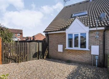 Thumbnail 1 bed semi-detached house for sale in Brandon Way, Kingswood, Hull, East Yorkshire