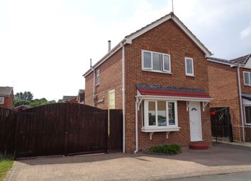 Thumbnail 3 bed detached house for sale in More Hall Drive, Sutton-On-Hull, Hull