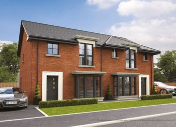 Thumbnail 3 bedroom semi-detached house for sale in Highgrove, Tudor Road, Carrickfergus