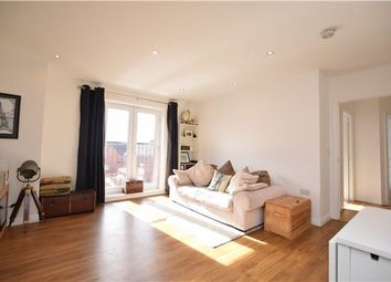 Thumbnail 2 bed flat for sale in Greenfield Road, Keynsham, Bristol