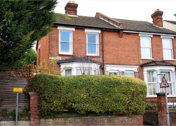 Thumbnail 3 bed semi-detached house for sale in Old Tovil Road, Maidstone
