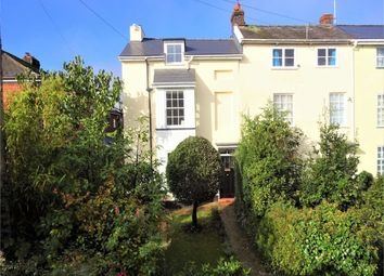 Thumbnail End terrace house for sale in Sivell Place, Heavitree, Exeter, Devon