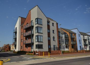 Thumbnail 1 bed flat for sale in Countess Way, Broughton, Milton Keynes, Buckinghamshire