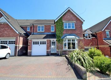 Thumbnail 4 bed detached house for sale in Windsor Drive, Miskin, Pontyclun, Rhondda, Cynon, Taff.
