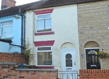 Thumbnail 2 bed terraced house for sale in Old Road, Stone, Staffordshire