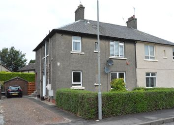 Thumbnail 2 bed flat for sale in Orchard Street, Grangemouth