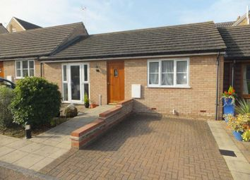Thumbnail 1 bed semi-detached bungalow to rent in Hunts End Court, Buckden, St. Neots