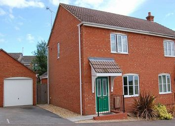 Thumbnail 2 bed semi-detached house to rent in Highland Park, Uffculme, Cullompton